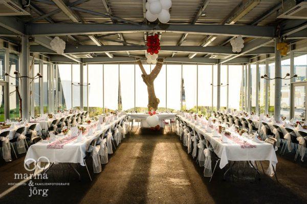 Hochzeit in der amboz Werk- und Eventhalle, eine angesagte Hochzeits-Location in der Naehe von Bern, Schweiz