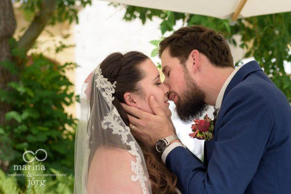 Hochzeits-Fotografen aus Gießen: freie Trauung