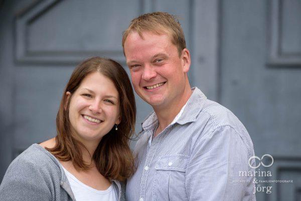 Hochzeitsfotograf Gießen: Paarfoto aus einer Engagement-Session