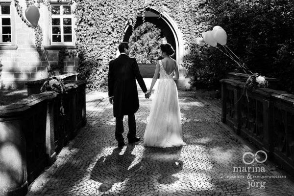 Hochzeitsreportage im Schloss Buseck in Gießen - Hochzeitsfotografen Marina & Jörg