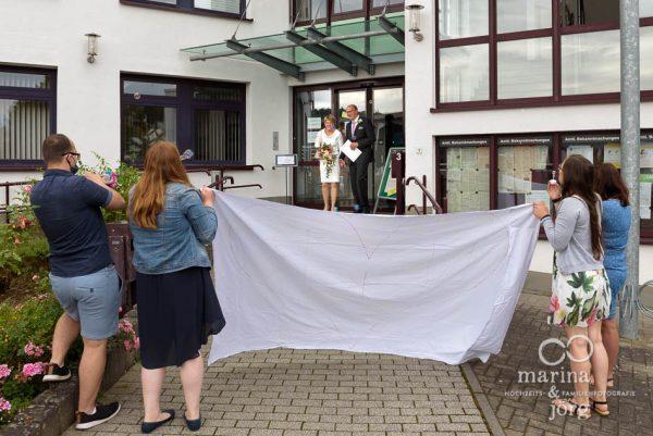Hochzeitsfotograf Gladenbach: Hochzeit im Standesamt Gladenbach