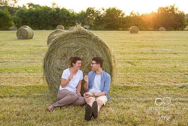 Hochzeitsfotograf Herborn: Paarfoto aus einer Engagement-Session