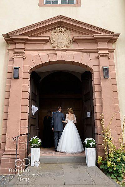 Marina und Jörg, Fotografen-Paar aus Gießen: Hochzeit in der Stadtkirche Laubach bei Gießen