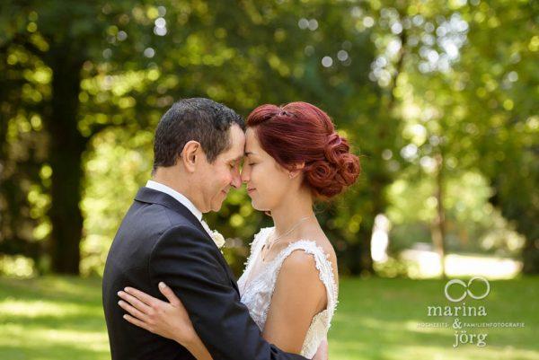 Hochzeitsfotograf Gießen - Paarportrait