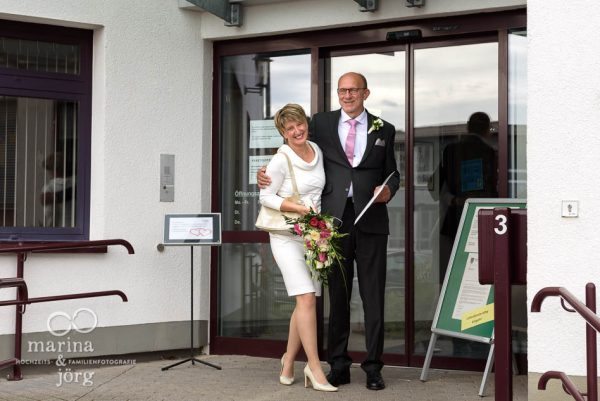 Hochzeitsfotografen Gladenbach: Hochzeitsfotos im Standesamt in Gladenbach