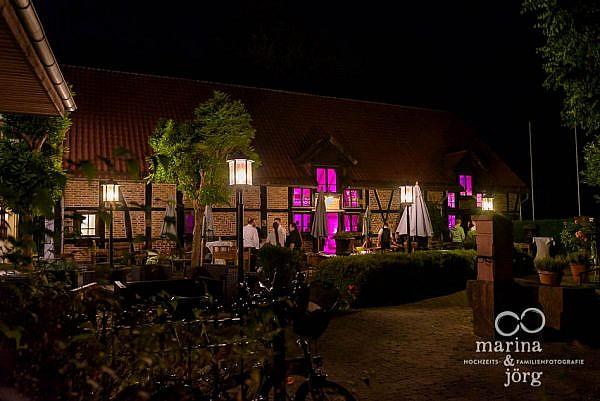 """Hochzeit in der Eventscheune """"Blauer Löwe"""" (Landhotel Waldhaus) in Laubach - eine Top-Location für eure Hochzeit"""