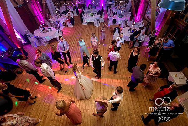 Hochzeitsreportage im Landhotel Waldhaus in Laubach - Hochzeitsfotografen Marina & Jörg