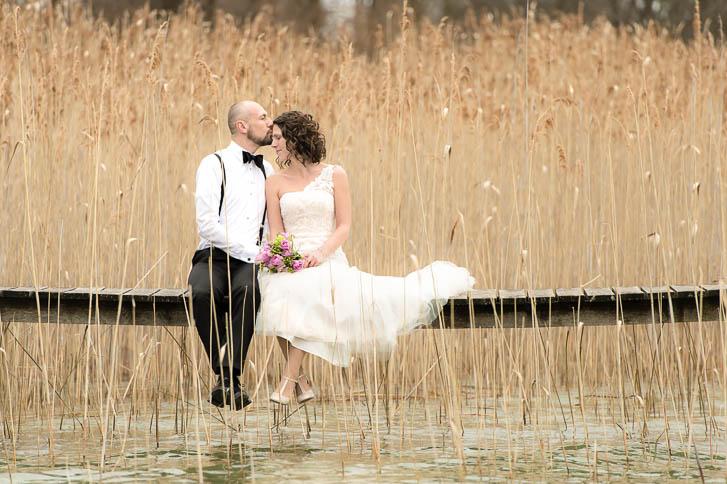 Hochzeitsfotograf Marburg - ein entspanntes Paarshooting nach der Hochzeit - After-Wedding-Shooting