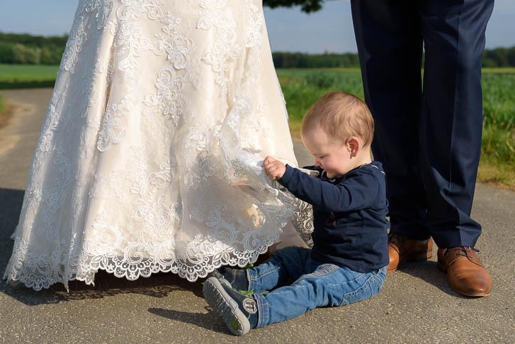 Marina & Jörg, Hochzeitsfotografen für Marburg: gerade mit kleinen Kindern bietet sich ein After-Wedding shooting an