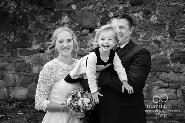 mit Kindern machen Hochzeitsfotos besonders viel Spaß