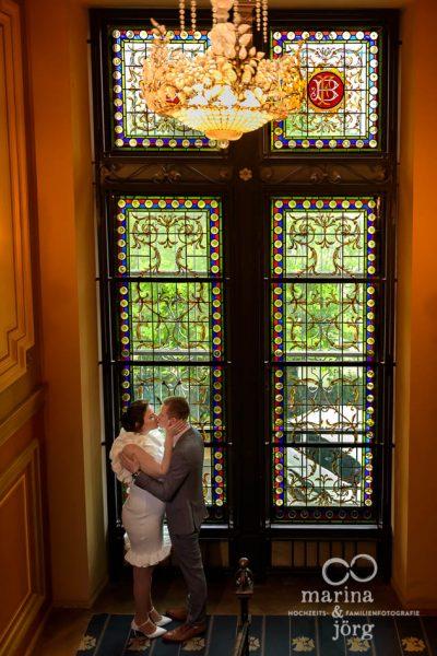 Die Villa Leutert, eines der schönsten Standesämter in Mittelhessen - Marina & Jörg, Hochzeitsfotografie