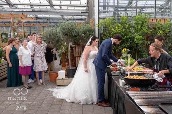 Hochzeitsfeier im Gartenhaus Wyss in Ostermundigen bei Bern - Hochzeitsfotograf Wetzlar