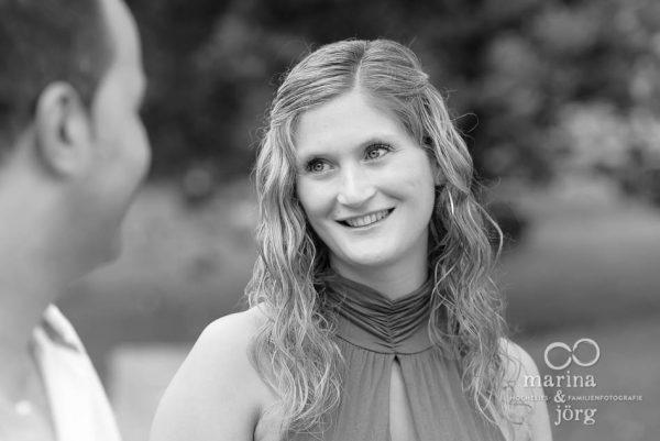 Hochzeitsfotograf Wetzlar: Paar-Fotoshooting vor der Hochzeit zum Kennenlernen mit den Fotografen