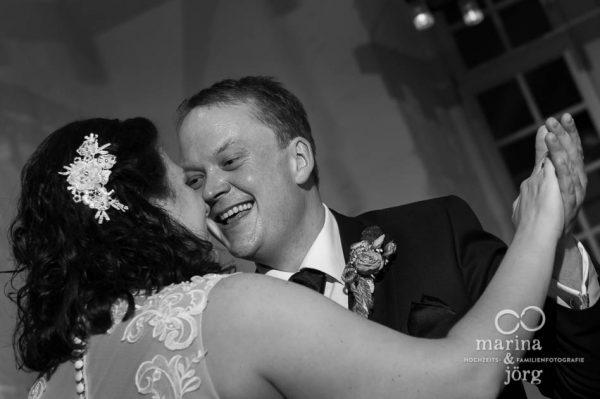 Marina und Jörg aus Gießen, die besten Fotografen für eure Hochzeit in Butzbach: Hochzeitstanz