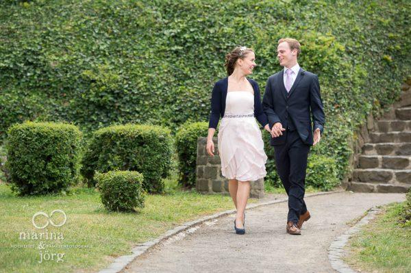 Hochzeit auf Burg Gleiberg bei Giessen