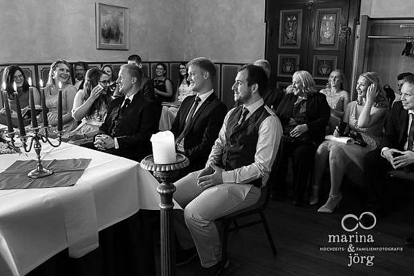 Hochzeitsfotos Gießen - Hochzeit im Standesamt Burg Staufenberg