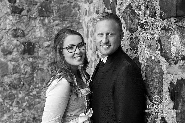 Marina und Jörg, Hochzeitsfotografen aus Gießen: Paar-Fotoshooting bei einer Hochzeit in Gießen