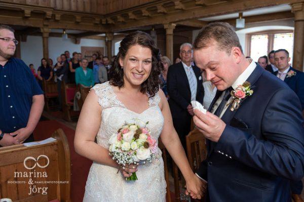 Fotografen-Paar Marina & Jörg aus Gladenbach: Hochzeitsreportage in Gießen