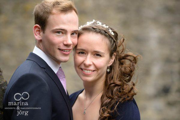 Marina und Joerg, Hochzeitsfotografen Giessen: Hochzeitsfotos auf Burg Gleiberg bei Giessen