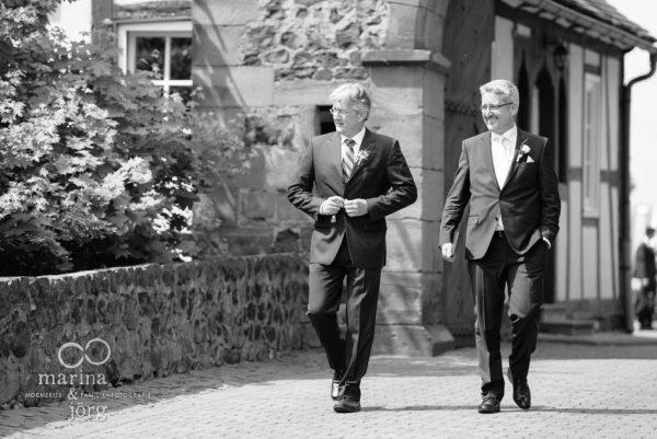 Marina und Jörg, Hochzeitsfotografen Gießen: Hochzeitsreportage auf Burg Staufenberg
