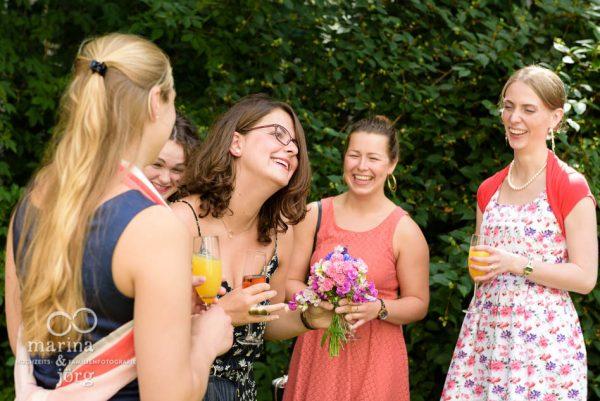 Hochzeitsreportage in Giessen: Momentaufnahme