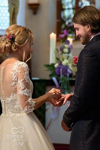 Hochzeit in Laubach - natürliche Hochzeitsfotos
