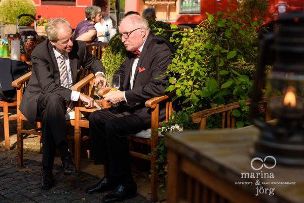 Hochzeitsreportage im Hofgut Dagobertshausen bei Marburg - Reportagestil