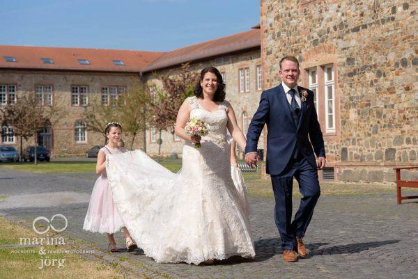 Hochzeit im Schloss Butzbach - Marina & Jörg Hochzeitsfotografie