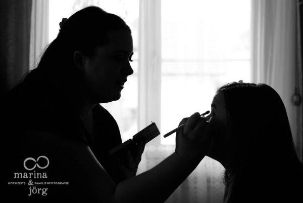 Getting-ready bei einer Hochzeit in der Nähe von Bern - Fotografen-Paar aus Gießen