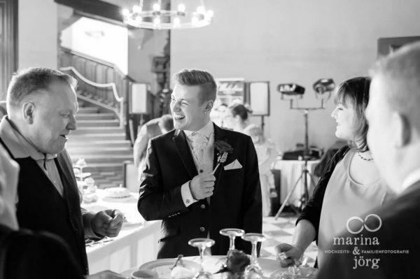 Marina und Joerg, Hochzeitsreportage in Marburg: natuerliche Momentaufnahmen einer Hochzeit
