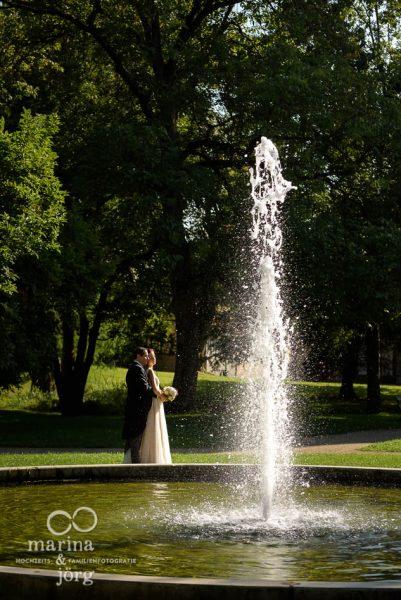 Bei einer Hochzeit im Schloss Buseck in Gießen (Marina und Jörg, Hochzeitsfotografen aus Gießen)