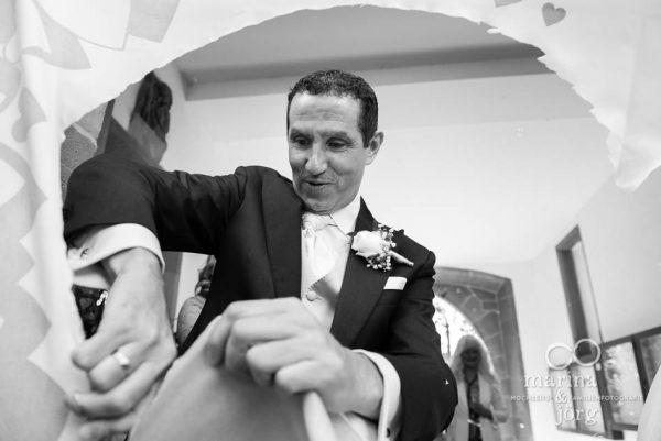 Hochzeitsreportage in Gießen - Hochzeitsfotos mit Bedeutung