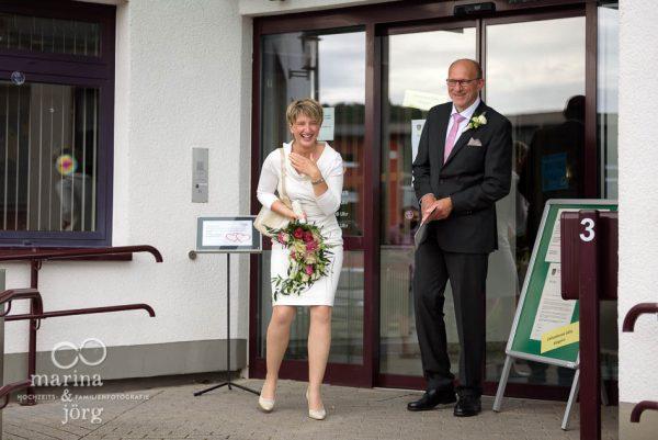 Hochzeitsfotograf Marburg - Trauung im Standesamt Gladenbach