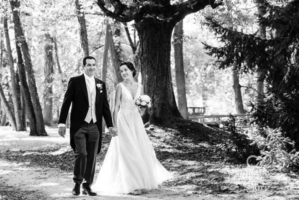 Marina und Jörg, Fotografen aus Gießen: Hochzeitsreportage in der Schloss Buseck bei Gießen