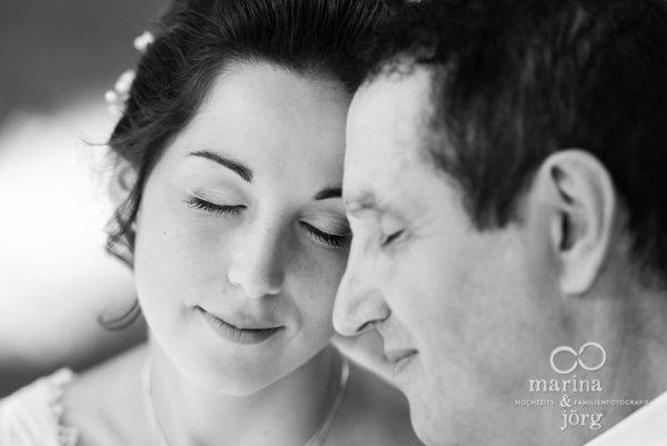 Hochzeitsfotograf Gießen: Paar-Fotoshooting bei einer Hochzeit im Schloss Buseck