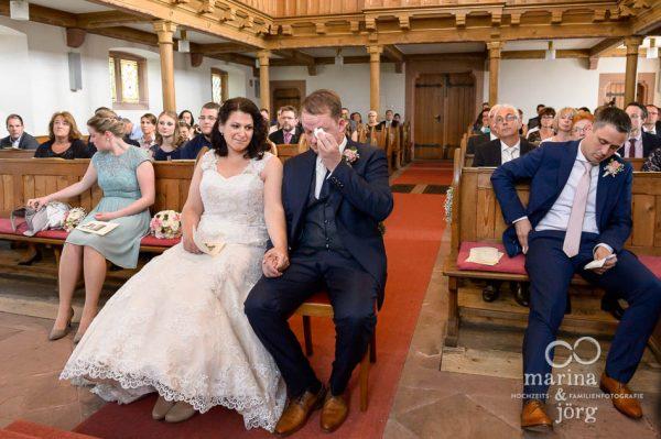 Hochzeitsreportage in Gießen - die emotionalsten Momente einer Hochzeit