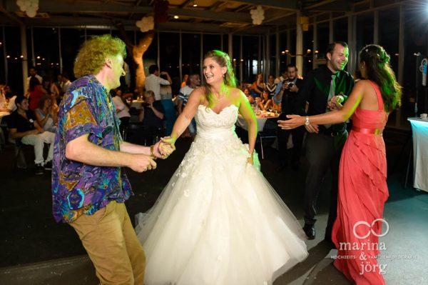 Fotografen-Paar Marina und Joerg aus Giessen: Hochzeitsfeier
