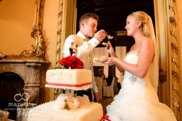 Marina und Joerg, Hochzeitsfotografen Marburg: Hochzeit auf Schloss Rauischholzhausen