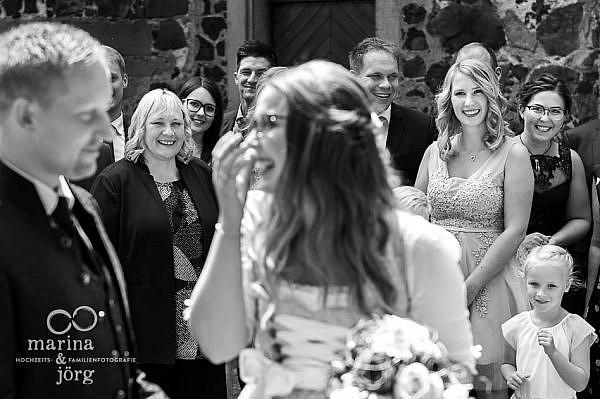 Reportage einer Hochzeit auf Burg Staufenberg bei Gießen - Hochzeitsfotograf Gießen