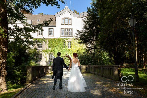Hochzeitsfeier im Schloss Buseck in Gießen - Hochzeitsfotograf Gießen