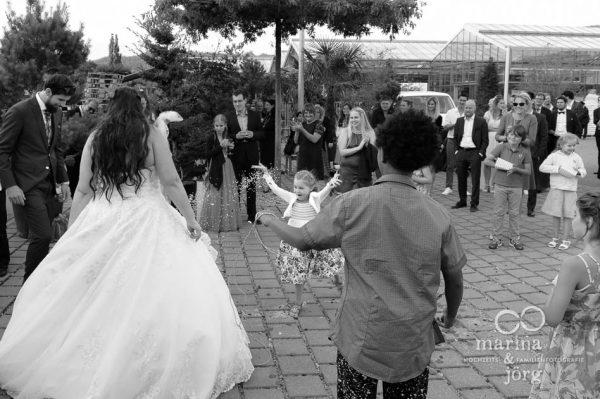 Hochzeitsreportage bei Bern - Hochzeitsfotograf Marburg