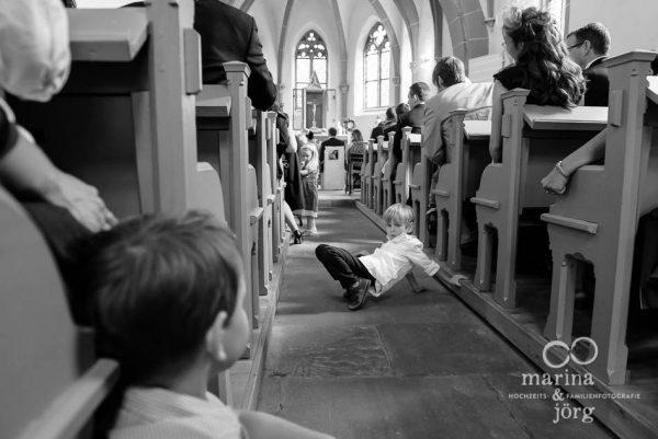 Marina und Joerg, Fotografen-Paar aus Giessen: Kinder bei einer Hochzeit in Marburg