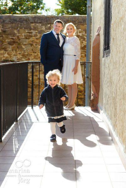 Hochzeit im Standesamt Rockenberg bei Gießen  - Hochzeitsfotografen Marina & Jörg