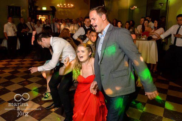Hochzeit bei Marburg: Partyfoto