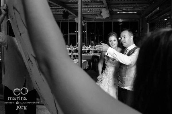 Hochzeitsfotos im Reportagestil - Hochzeitsspiele
