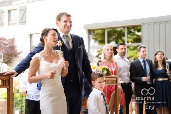Hochzeit in der Eventscheune Dagobertshausen bei Marburg: Hochzeitsfeier