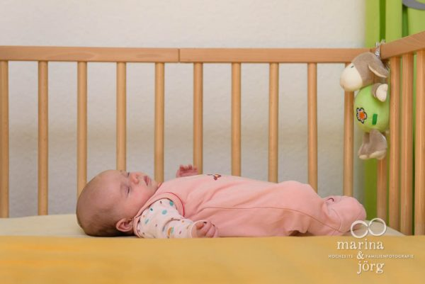 Babyfotograf Gießen - Homestory
