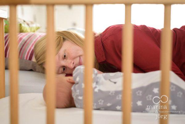 Babyfotograf für Gießen - Homestory - natürliche Babyfotos