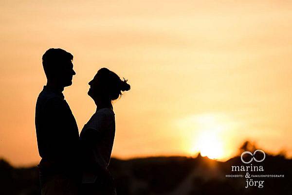 Kennenlern-Fotoshooting vor der Hochzeit - Hochzeitsfotografen für Gladenbach