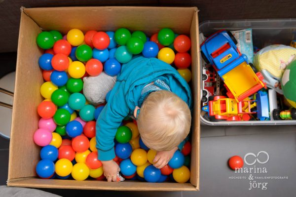 Kindheitserinnerungen mit einer Foto-Homestory festhalten - Fotograf Gießen